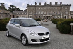 Suzuki Swift 1.3 Petrol Automatic 2012