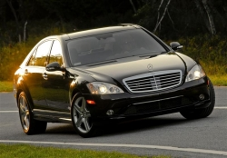Mercedess S-Class S350i Long wheelbase Petrol Automatic 2008