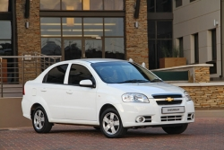 Chevrolet Aveo 1.4 Petrol Automatic 2012