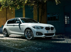 BMW 1 SERIES 118i Petrol Automatic 2018