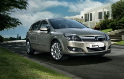 Opel Astra 1.9 CDTI Diesel Automatic 2008
