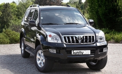 Toyota Land Cruiser 6+1 3.0 Diesel Automatic 2008