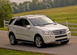 Mercedes ML 320 CDI 4 Motion Edition Diesel Automatic 2010
