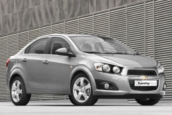 Chevrolet Aveo 1.4 Petrol Automatic 2013