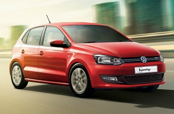 VW Polo 1.4i Petrol Automatic 2012