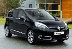 Renault Scenic 1.5 DCI Diesel Automatic 2014